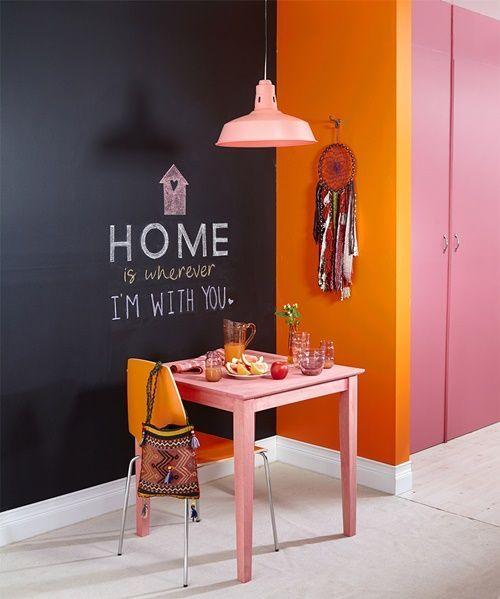 20 ideas para pintar muebles de madera antiguos a todo color 11 decomanitas - Pintar muebles antiguos de colores ...