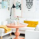 20 ideas para pintar muebles de madera antiguos a todo color 13