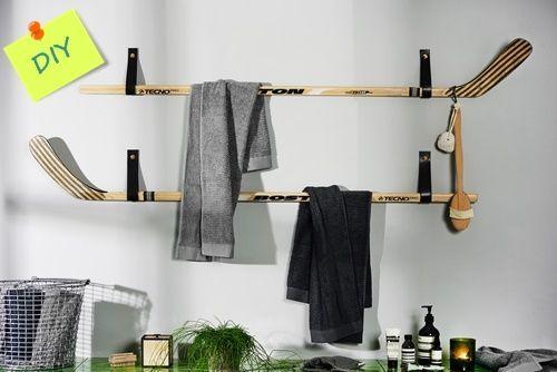 Tutorial diy decomanitas part 5 for Colgadores para ropa