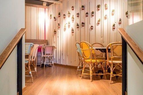Sitios con encanto en Madrid Wanda, el café más optimista 5