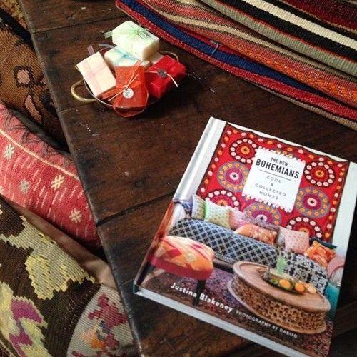 The New Bohemians, el libro sagrado de la decoración boho-chic 4