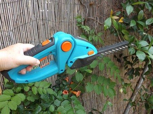 Herramientas de jardinería para podar fácilmente setos y trepadoras 5