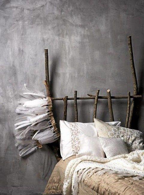 Cabeceros de cama originales estos 10 DIY te sorprenderán...! 10