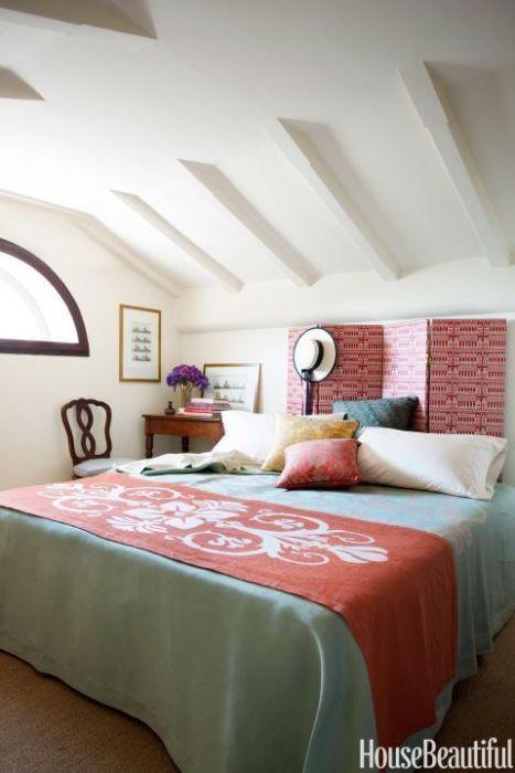 Cabeceros de cama originales estos 10 DIY te sorprenderán...! 6