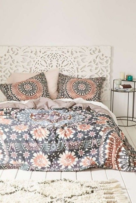 20 ideas para una decoración árabe bohemia 12