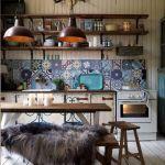 Casas con encanto: casa boho chic en los bosques suecos