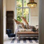 Casas con encanto casa boho chic en los bosques suecos  2