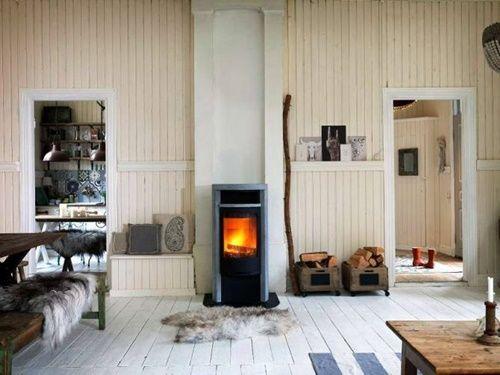 Casas con encanto casa boho chic en los bosques suecos 5