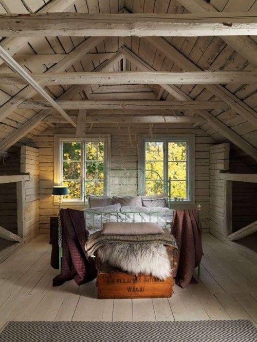 Casas con encanto casa boho chic en los bosques suecos 6