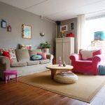 Casas con encanto colorido estilo entre boho y escandinavo 2