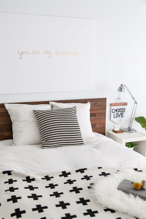 Tunear muebles de ikea decomanitas - Cama madera ikea ...