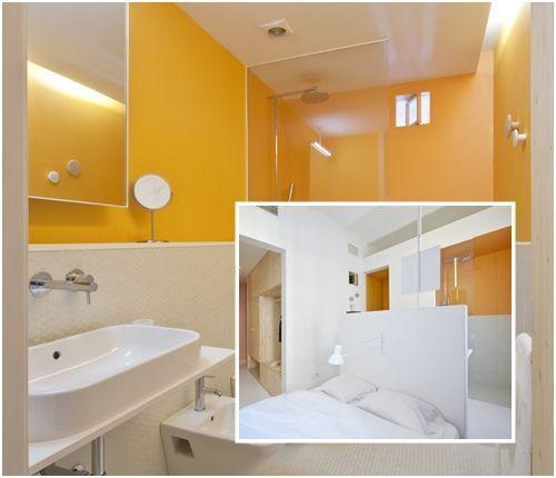 Casas con encanto reforma fuera tabiques de un piso en Barcelona 8