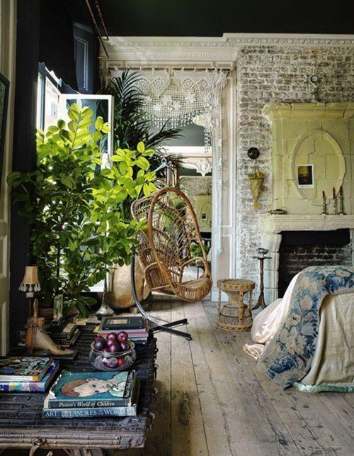 Casas con encanto divina locura en Londres 1