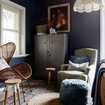 Colores para paredes intensos o ser audaz y pintar la casa con drama6