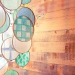 4 ideas con bastidores de madera con un uso muy original 4