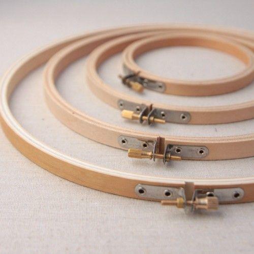 4 ideas con bastidores de madera con un uso muy original 5