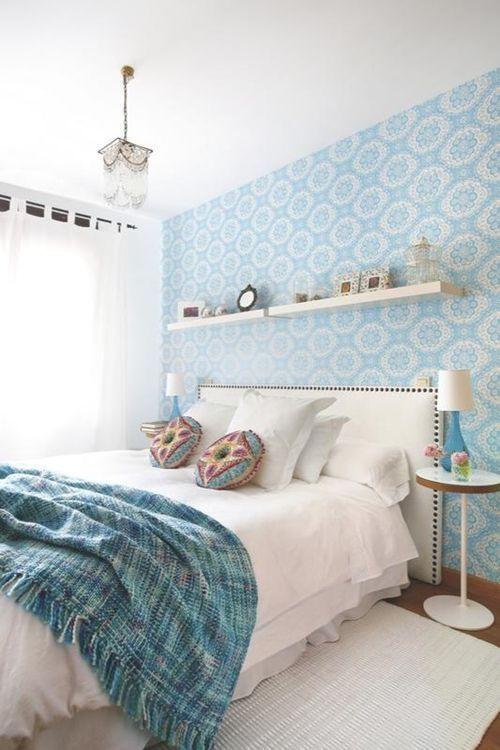 Dormitorios decomanitas part 2 for Decorar habitacion online