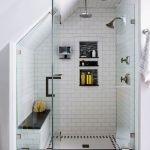 12 cuartos de baño con ducha de estilo vintage  5