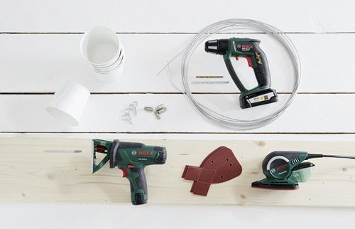 DIY decoracion cómo hacer baldas de madera para plantas 3