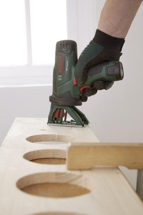 Diy decoraci n c mo hacer baldas de madera para plantas decomanitas - Baldas de madera ...