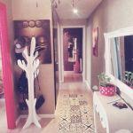 Casas con encanto piso pequeño con decoración boho chic singular 3