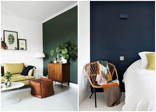 Como pintar un apartamento moderno tendencias 3