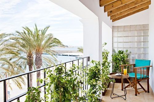 Casas con encanto dolce vita en un apartamento de 40 m2 en Ibiza 5