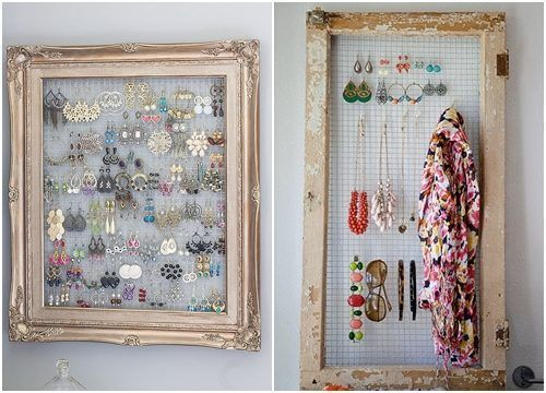 Decorar con malla de gallinero manualidades Ideas de decoracion manualidades