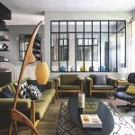 Casas con encanto: decoración retro chic en París