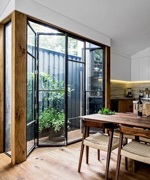 20 cerramientos y techos de cristal bellos y pr cticos - Cerramientos casas ...