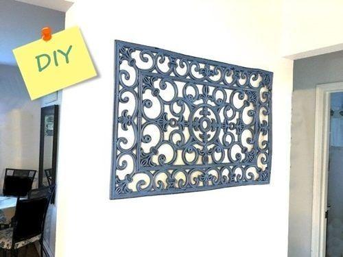 diy-decoracion-falsa-forja-con-un-felpudo-de-goma-1