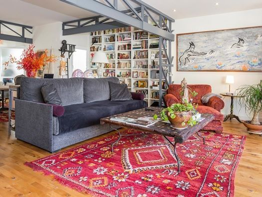 Casas con encanto en barcelona un tico di fano y un - Casas decoradas con encanto ...