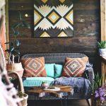Ideas de decoración: ¡apúntate a la tendencia graphic tribu!