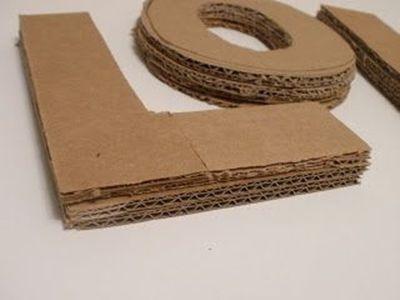 3 ideas para reciclar y decorar con cart n de cajas y for Decorar casa 3d online