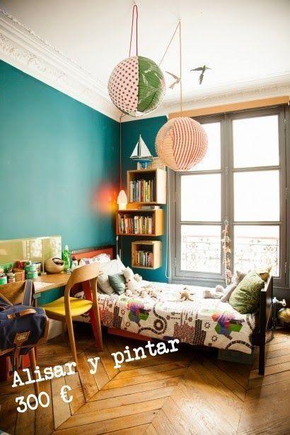 Decoracion vintage muebles con palets y reciclados ideas - Construir una casa barata ...
