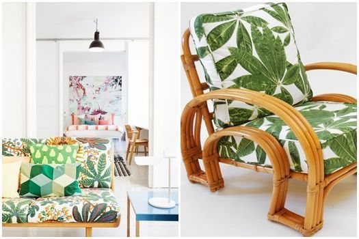 Ideas de decoraci n tropical para la casa prints pi as - Ideas para apuestas ...