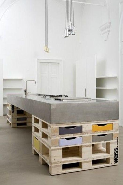 25 muebles con palets originales jamás vistos en internet