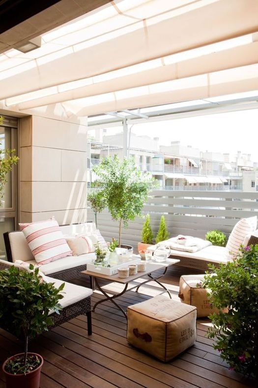 10 ideas para decorar terrazas de ticos como un - Ideas para decorar terraza ...