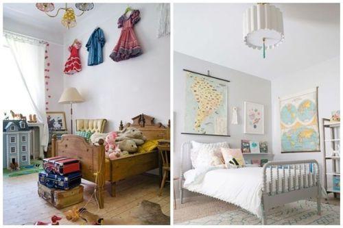 Ideas para decorar habitaciones infantiles originales con - Habitaciones ninos originales ...
