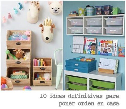 Decoracion vintage muebles con palets y reciclados ideas - Orden en casa ...