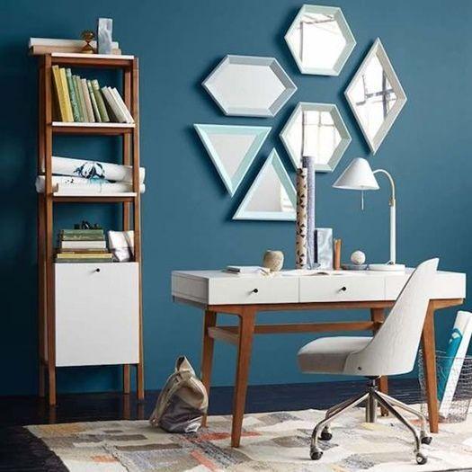 Sillas de oficina con estilo para trabajar y estudiar en casa 4 decomanitas - Sillas ergonomicas para estudiar ...