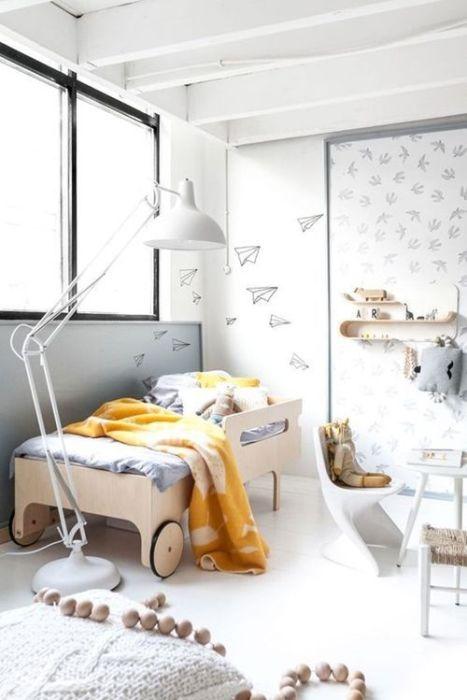 Pegatinas para decorar habitaciones infantiles con efectos alegres y atractivos.