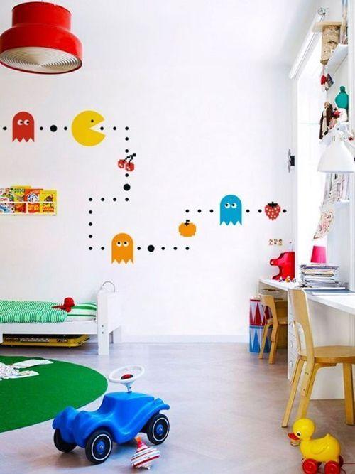 Vinilos decorativos stickers decomanitas for Pegatinas para habitaciones