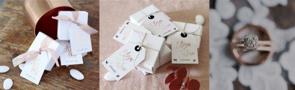 Diseño de invitaciones y etiquetas de cottonbird.es