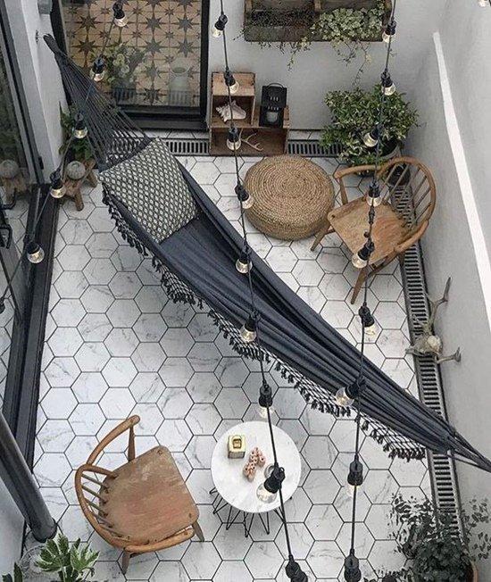equipamiento y conjuntos de jardín para aprovechar el aire libre a partir de 15 m2