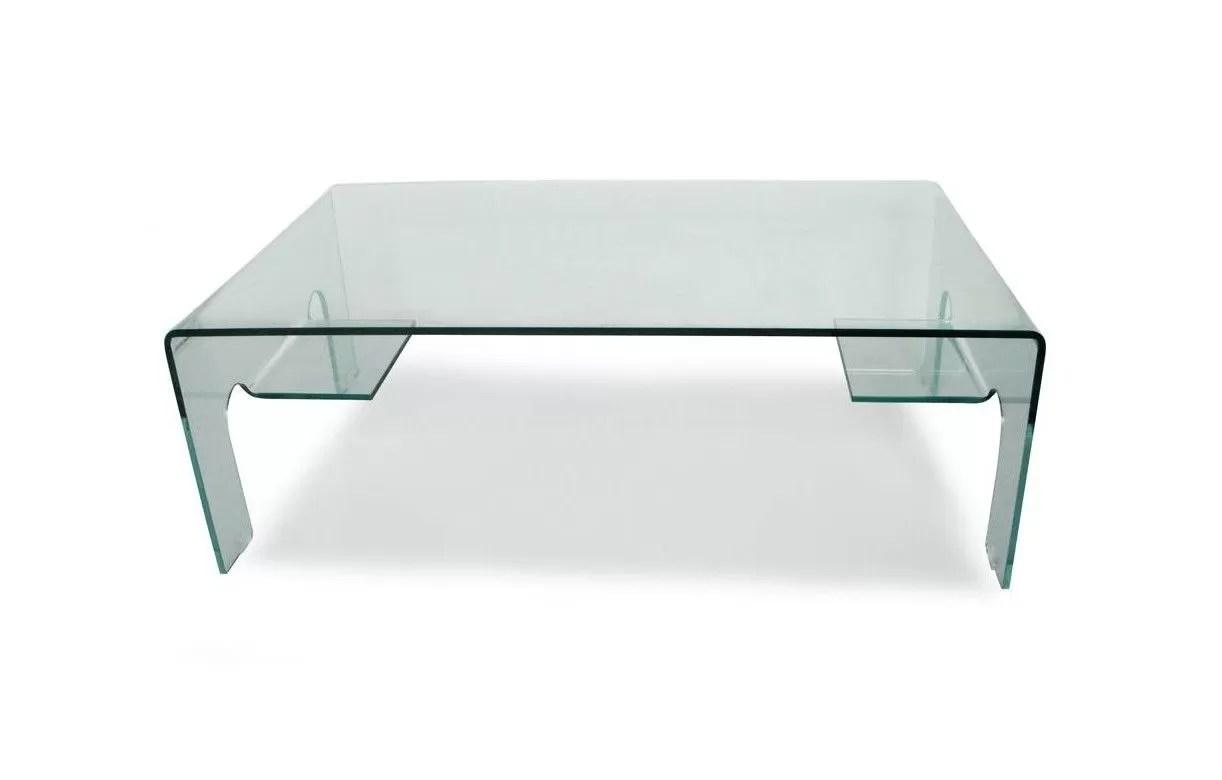 table basse en verre 12mm design 2