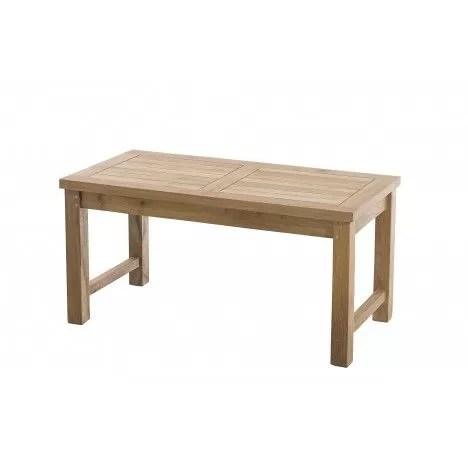petite table basse d exterieur 90 x 45 cm pereira