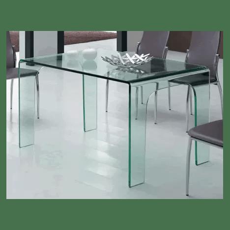 table a manger en verre burak