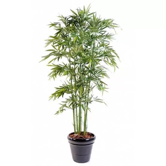 bambou artificiel green 4 hauteurs