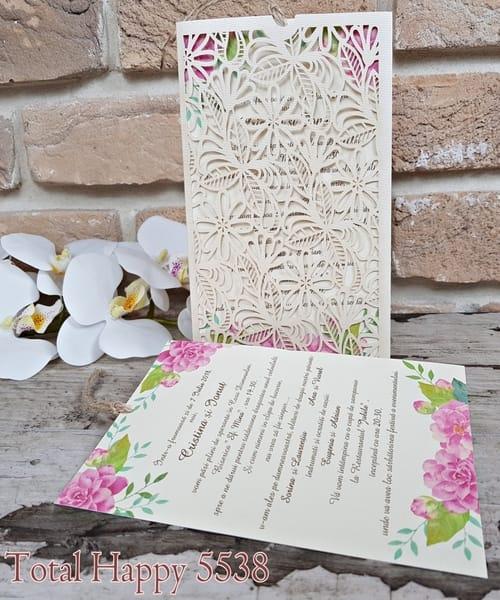 Invitatie de nunta cod 5538 din Catalogul Concept